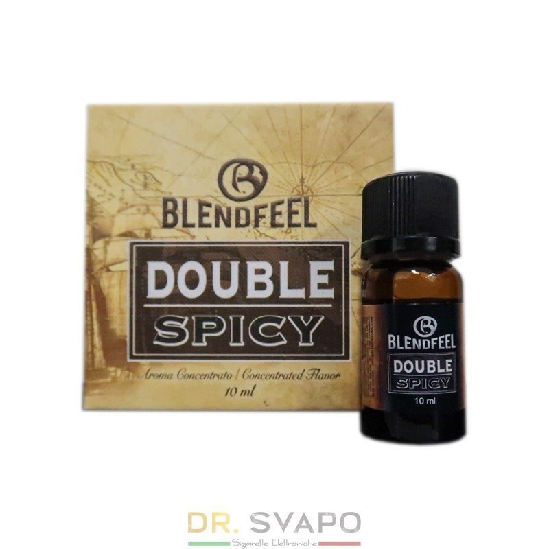 Double Spicy - Concentrated aroma 10 ml - BlendFeel