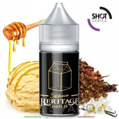 Heritage Gold - Aroma Concentrato 20 + 40 ml - The Milkman