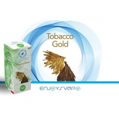 Tobacco Gold - Liquido Pronto TPD 10ml - ENJOY SVAPO