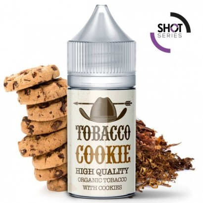 Tabacco Cookie - WANTED - Aroma Scomposto 20 + 40 ml Azhad's Elixirs & Monekynaut