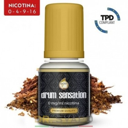 Drum Sensation - DeOro 10ml - Liquido Pronto TPD