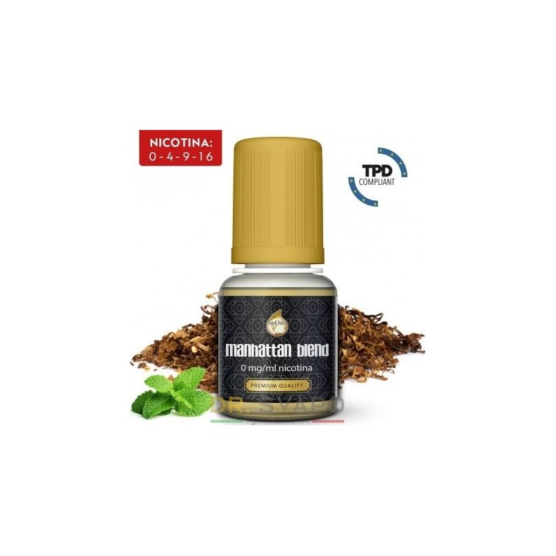 Manhattan Blend - DeOro 10ml - Liquido Pronto TPD