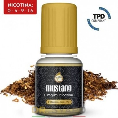 Mustang - DeOro 10ml - TPD Ready Liquide