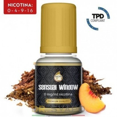 Sensual Window - DeOro 10ml - Liquido Pronto TPD