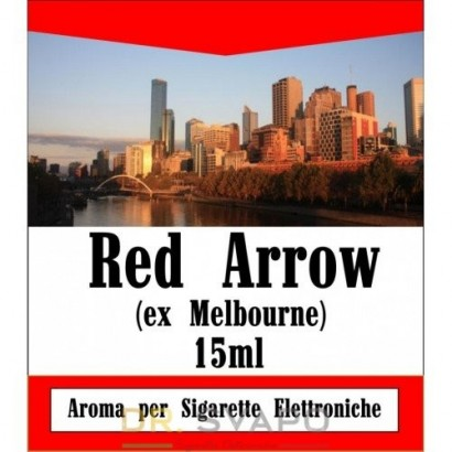 Red Arrow - Concentrated Aroma 15ml - BandZ Vape Super Core