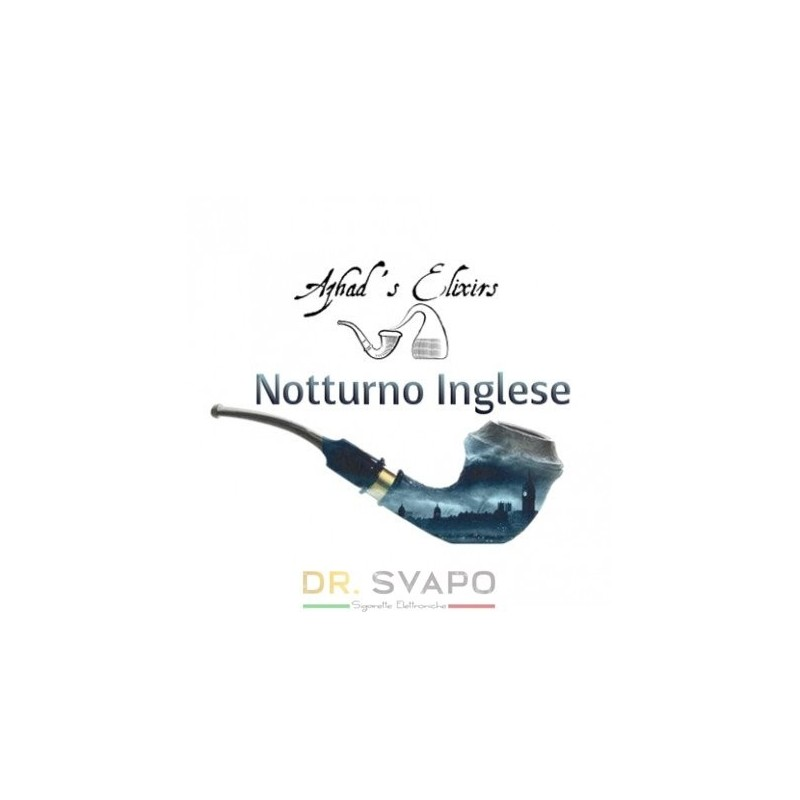 """Notturno Inglese - Natural tobacco <span translate=""""no"""">Azhad's Elixirs</span>"""