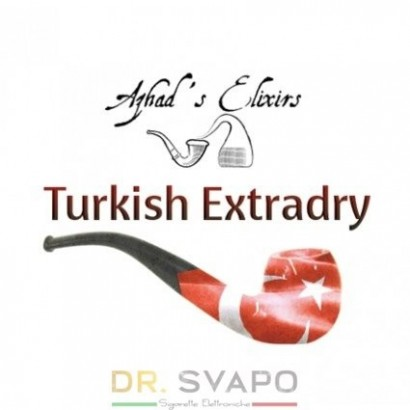 """Turkish Extradry - Natural Tobacco Flavor 10 ml - <span translate=""""no"""">Azhad's Elixirs</span>"""