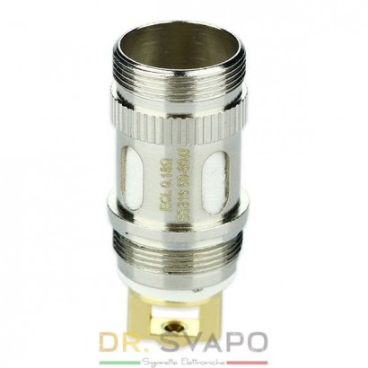 Coil resistance Eleaf ECL 0.18 oHm - Melo and iJust