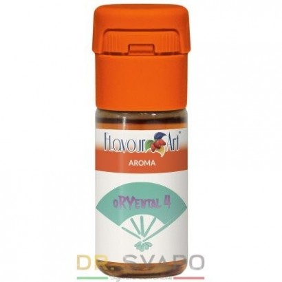 Oryental 4 - FlavourArt Aroma Concentrato 10 ml