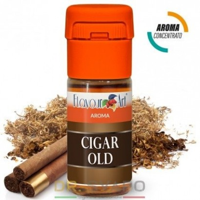Cigar Old - FlavourArt Aroma Concentrato 10 ml