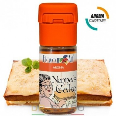 Nonna's Cake - FlavourArt Concentrated Aroma 10 ml