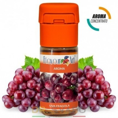 Grape Strawberry - FlavourArt Concentrated Aroma 10 ml
