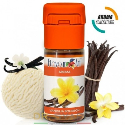 Vanilla Barbon - FlavourArt Concentrated Aroma 10 ml