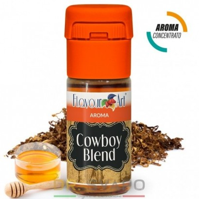 Cowboy Blend - FlavourArt Aroma Concentrato 10 ml