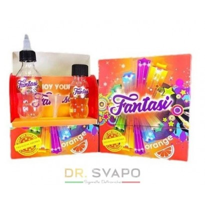 Orange Fantasi - Decomposed Aroma 20 + 40 ml
