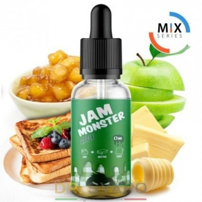 Apple - Jam Monster Mix Series 50 ml