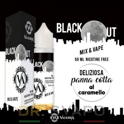 BlackOut Valkiria - 50ml Mix & Series - VaporArt