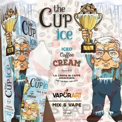 The Cup Ice - 50ml Mix & Series - VaporArt