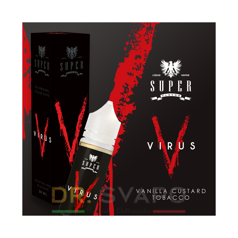 Virus - 50ml Mix & Series - VaporArt