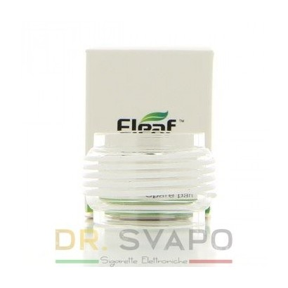 Vetro di ricambio 4ml / 6,5ml per ELLO POP - Eleaf