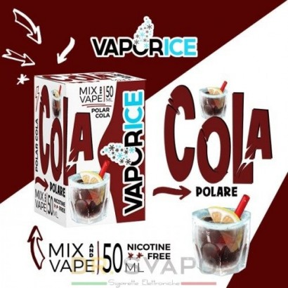 Cola Polare VaporIce - Mix & Series 50ml - VaporArt