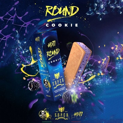 Round Cookie D77 - Mix & Series 50ml - Super Flavor
