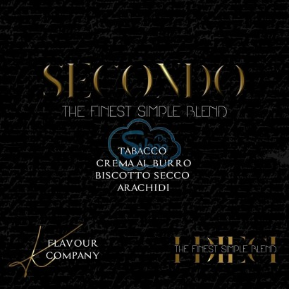 SECOND - K Flavour Company Concentrated aroma 10ml