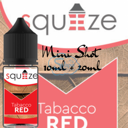 Tabacco Red - Squeeze - Aroma 10 + 20 ml