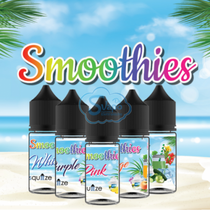 Smoothies Weiß - Squeeze - Aroma 10 + 20 ml
