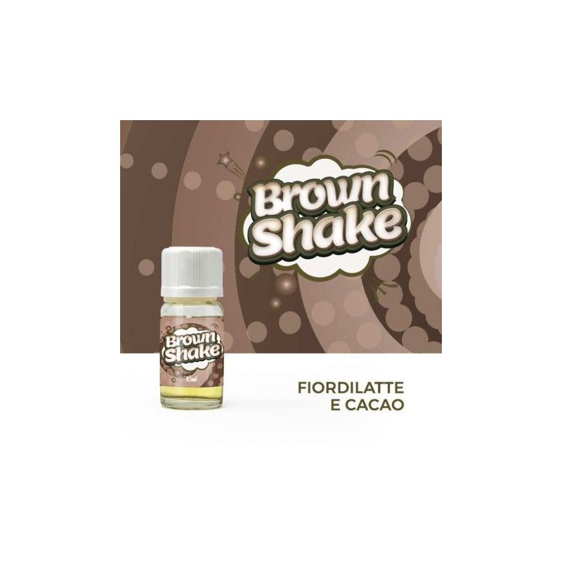Brown Shake - Aroma 10 ml - Super Flavor