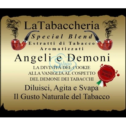 Angeli e Demoni - La Tabaccheria - Aroma Concentrato 10 ml