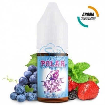 Ice Bear POLAR - TNT Vape - Aroma Concentrato 10ml