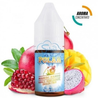 Maniac Mango POLAR - TNT Vape - Concentrated Aroma 10ml