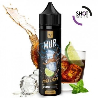 Cuba Libre Drink Club - MUR Vaplo - Scomposto 20 + 40 ml