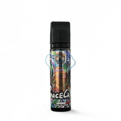 Space Cake CBD + VG - Scomposto 20 + 40 ml -  Da Vinci Weed