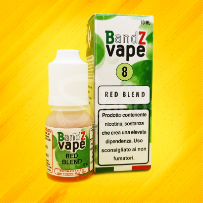 Red Blend - Liquido pronto TPD - BandZ Vape