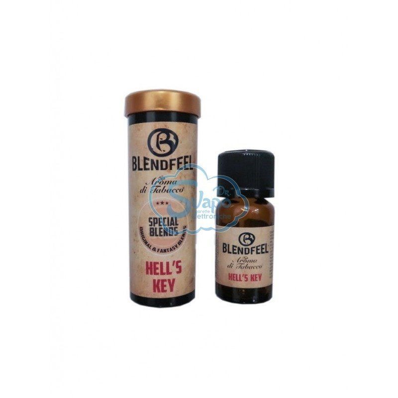 Hell's Key - Aroma concentrato 10 ml - BlendFeel