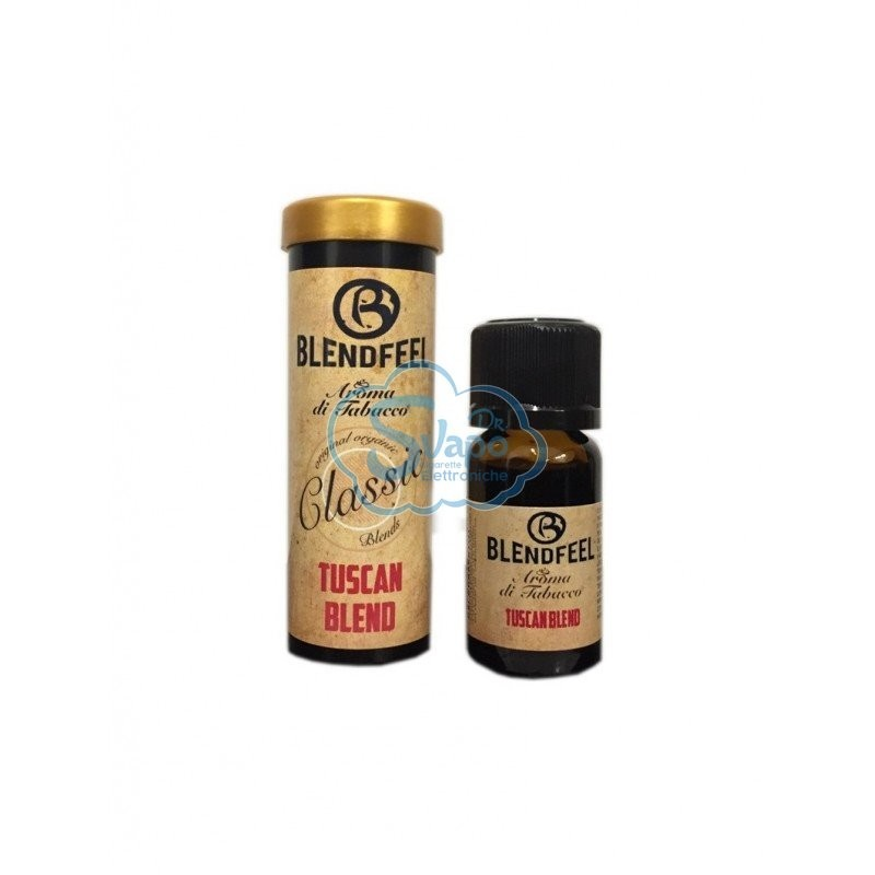 Tuscan Blend - Concentrated aroma 10 ml - BlendFeel