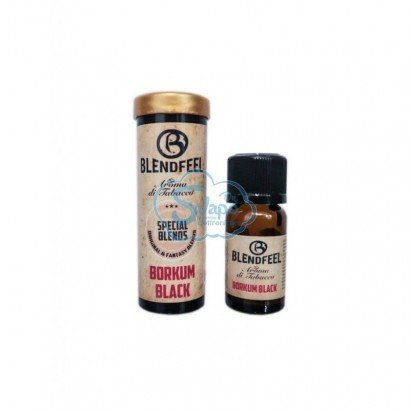 Borkum Black - Concentrated aroma 10 ml - BlendFeel