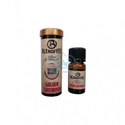 Golden Cavendish - Aroma concentrato 10 ml - BlendFeel