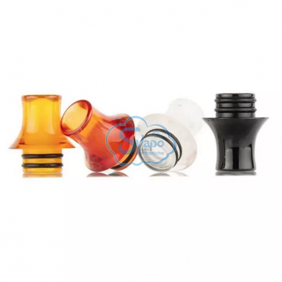 Drip Tip 510 drop with resin bell