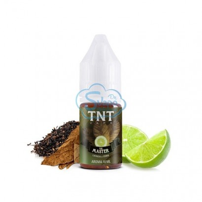 Note The Master - TNT Vape Aroma Concentrato 10ml