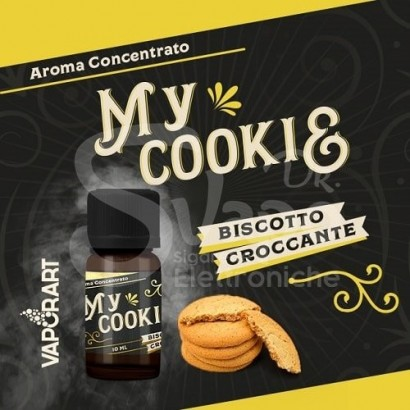 My Cookie VaporArt Premium Blend - Concentrated Flavor 10ml