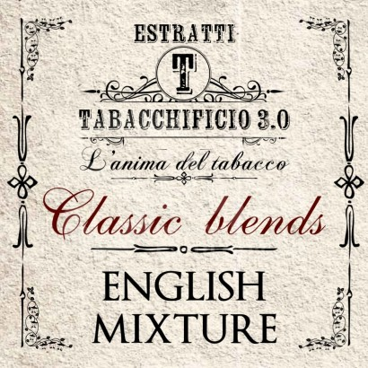 Aroma English Mixture - Tobacco Factory 3.0 Classic Blends