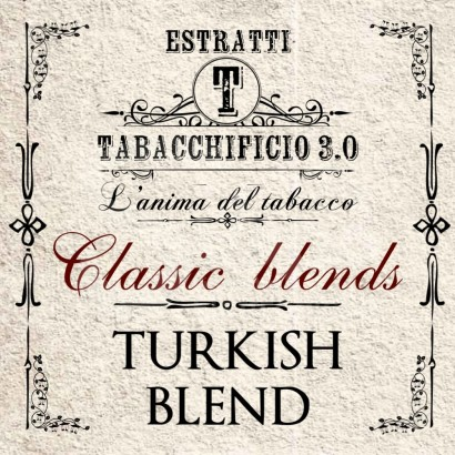 Aroma Turkish Blend - Tobacco Factory 3.0 Classic Blends