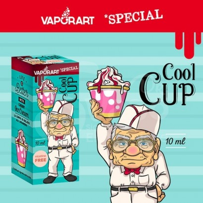 Cool Cup - Liquido Pronto TPD 10ml - VaporArt Special