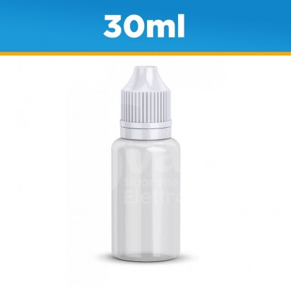 30ml bottle with plastic tip for liquids