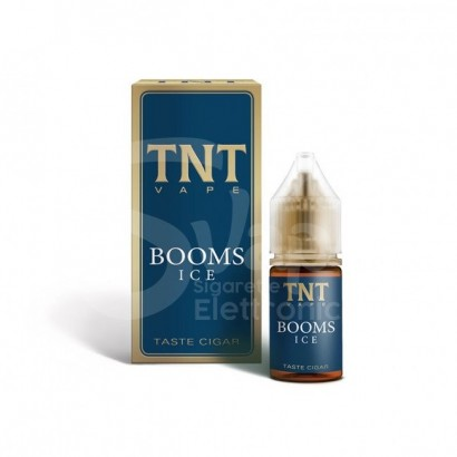 Booms Ice - Concentrated Aroma 10 ml - TNT Vape