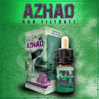 Turkish Delights - Non Filtrati Azhad's Elixirs - Aroma concentrato 10ml