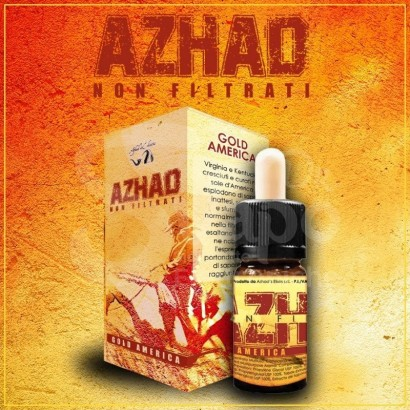 "Gold America - <span translate=""no"">Azhad's Elixirs</span> - Arôme concentré 10 ml"